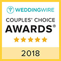 Wedding Wire Couple's Choice Awards 2018 DSA Photography Featured Publication