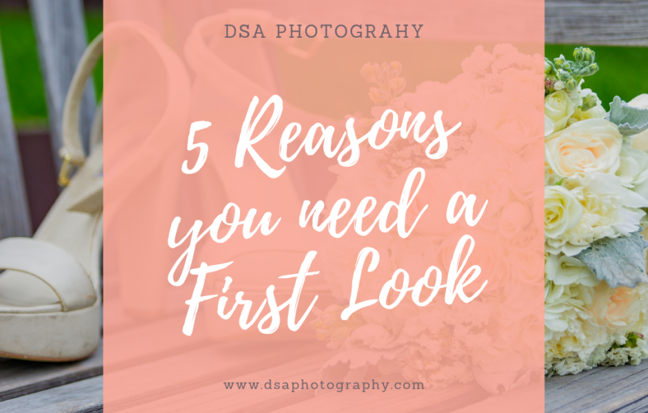 5 reasons why you need a first look