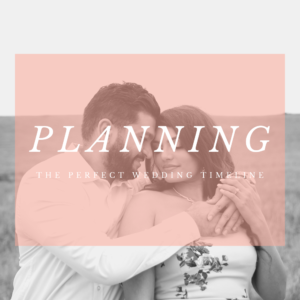 Planning the Perfect Wedding Timeline Tips