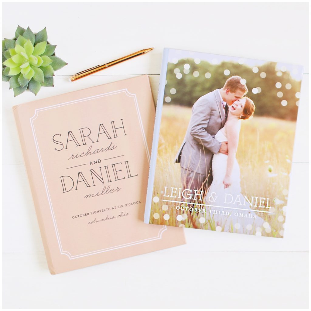 Save The Date Wedding Invitations For Brides With Guest Books